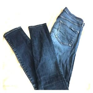 Size 31 citizens of humanity skinny jeans